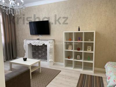 1-комнатная квартира, 45 м², 8/20 эт. посуточно, Кабанбай батыра 29 — Сыганак за 10 000 ₸ в Нур-Султане (Астана) — фото 3