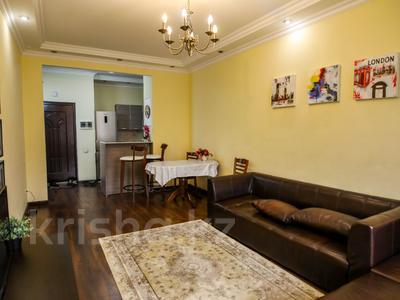 2-комнатная квартира, 100 м², 16/25 этаж, Каблукова за 49 млн 〒 в Алматы, Бостандыкский р-н