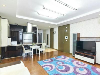 2-комнатная квартира, 100 м², 17/30 этаж посуточно, Достық 5 за 10 000 〒 в Нур-Султане (Астана), Есильский р-н