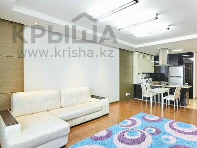 2-комнатная квартира, 100 м², 17/30 этаж посуточно, Достық 5 за 10 000 〒 в Нур-Султане (Астана), Есильский р-н — фото 2