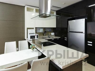 2-комнатная квартира, 100 м², 17/30 этаж посуточно, Достық 5 за 10 000 〒 в Нур-Султане (Астана), Есильский р-н — фото 3