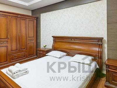 2-комнатная квартира, 100 м², 17/30 этаж посуточно, Достық 5 за 10 000 〒 в Нур-Султане (Астана), Есильский р-н — фото 4