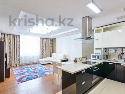 2-комнатная квартира, 100 м², 17/30 этаж посуточно, Достық 5 за 10 000 〒 в Нур-Султане (Астана), Есильский р-н — фото 5