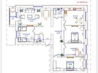 5-комнатная квартира, 185 м², 5/9 этаж