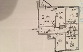 4-комнатная квартира, 110 м², 11/14 этаж, Сарайшык 5 — Кабанбай батыра за 36.8 млн 〒 в Нур-Султане (Астана), Есильский р-н