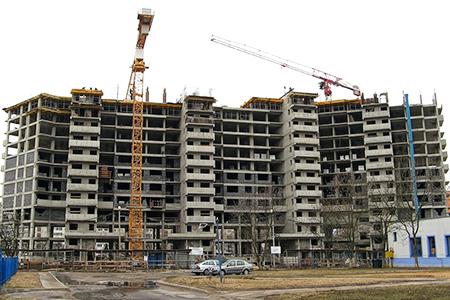 Новости: Арендное жильё строят, несмотря на кризис