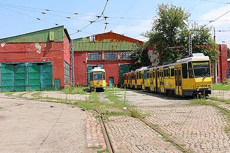 Новости: Голосование за лучший проект обустройства территории трамвайного депо началось