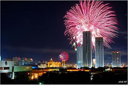 Новости: В Астане в Новый год дадут три салюта
