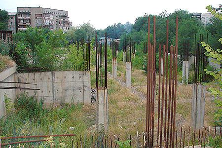 Новости: Алматинские пустыри начнут застраивать