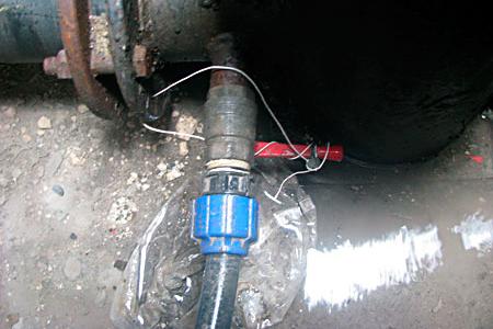 Новости: За незаконную врезку к водопроводу алматинцев будут штрафовать