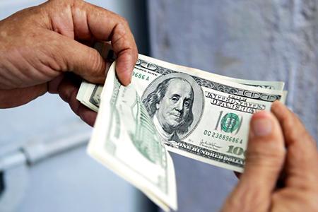 Новости: Курс доллара снова вырос