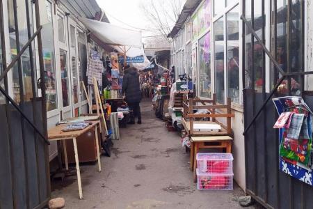 Новости: На месте Никольского рынка в Алматы построят ЖК