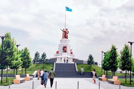 Новости: ВУсть-Каменогорске появится монумент Независимости