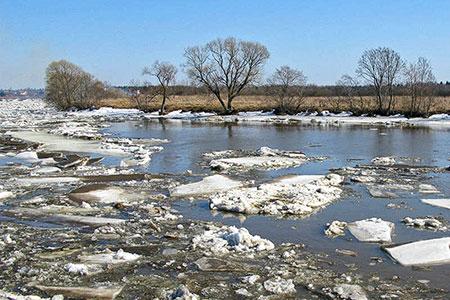 Новости: Десятки посёлков Алматинской области может затопить