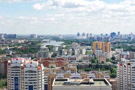 Новости: Самый востребованный район Астаны