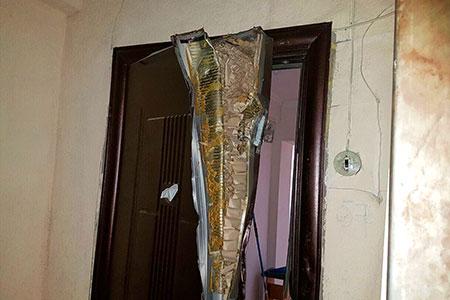 Новости: Вовремя спецоперации вАлматы пострадали двеквартиры