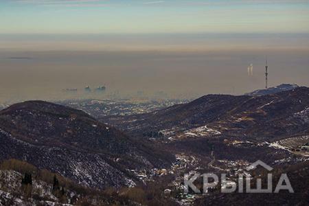 Новости: Качество воздуха вКазахстане оценили каксреднее