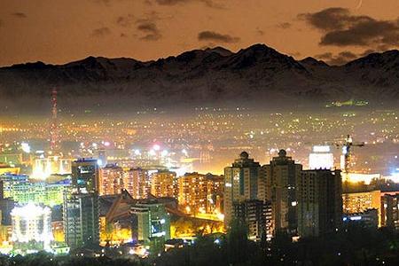Новости: Скаким ароматом можно сравнить Алматы?