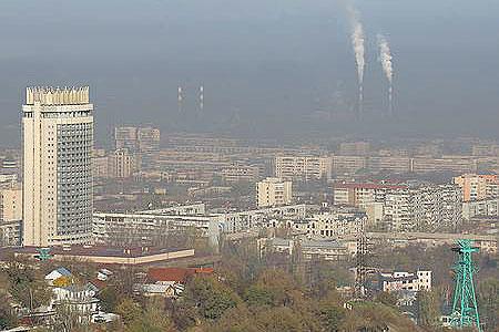 Новости: Экологи считают, что Алматы мешает перенаселение