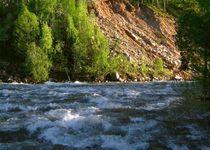 Новости: В казахстанский Алтай тоже пришла большая вода