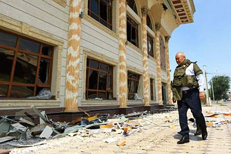 Новости: Шукеев отчитал чиновников, ответственных заликвидацию последствийЧС вАрыси