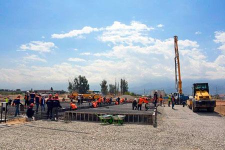 Новости: ВАлматы началось строительство нового госпиталя