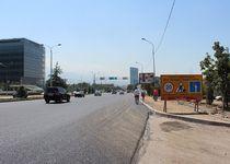 Новости: В Алматы ремонтируют проспект Аль-Фараби