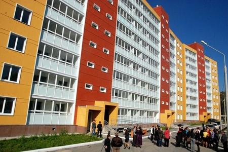 Новости: Жильцы рухнувшего дома получили квартиры