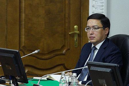 Новости: Глава Нацбанка назвал причины ослабления тенгевиюле