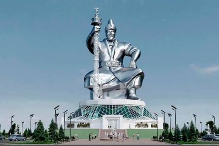 Новости: Стартовал конкурс эскизов настроительство монумента «Абылайхан»