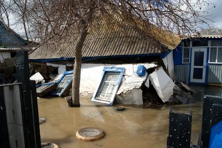 Новости: В Атбасаре готовятся к паводку