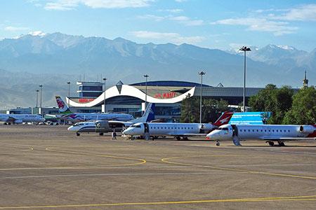 Новости: Нурсултан Назарбаев поручил модернизировать алматинскийаэропорт