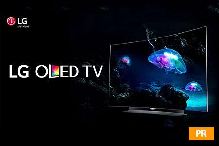 Статьи: 33 миллиона пикселей наполнят картинку жизнью на экране телевизора LG OLED 4K TV!
