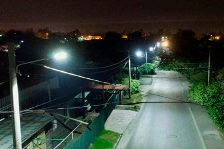 Новости: Сагинтаев: Доконца 2020 года доведём уровень освещённости Алматы до100%