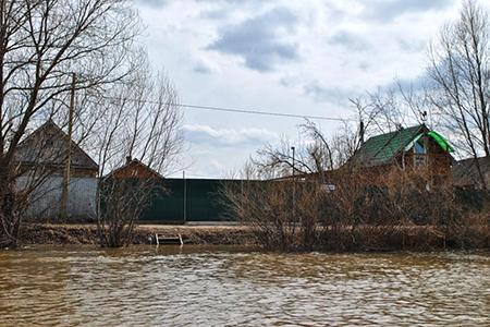 Новости: Отпаводков вРК пострадало около 1500 домов