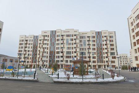 Новости: Построенные для участников EXPO квартиры выставят напродажу1июня