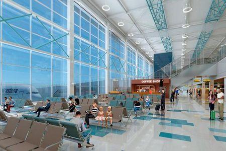 Новости: Назван срок начала строительства нового терминала в Алматы