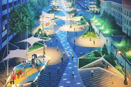 Новости: Зарубежный архитектор раскритиковал концепцию ЯнаГейла
