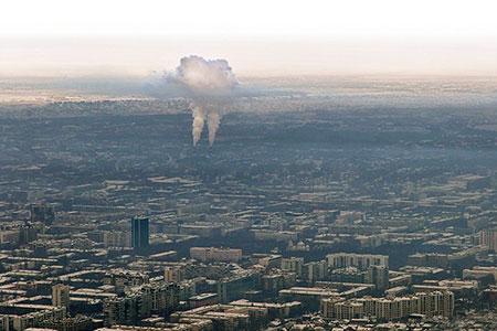 Новости: Алматинцев просят проголосовать за чистый воздух