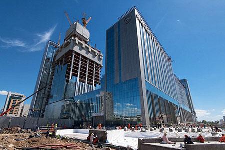 Новости: В«Абу-Даби Плаза» создадут 2тысячи рабочих мест дляказахстанцев