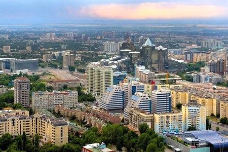 Статьи: Индекс в Алматы изменился по праздничному сценарию