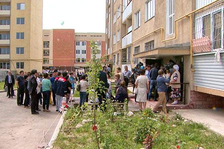 Новости: Алгабасцам предоставят новые квартиры до1декабря