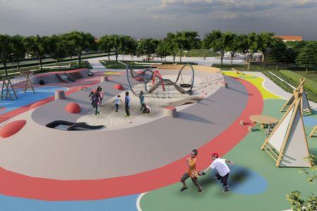Новости: В Нур-Султане благоустроят парк «Жеруйык»