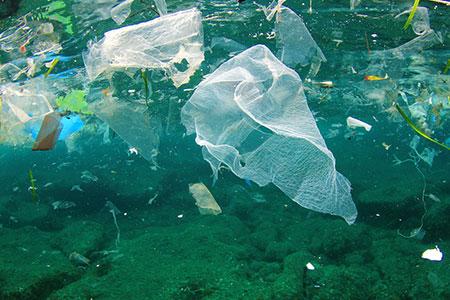 Новости: Учёные нашли способ очистки океанов отмикропластика