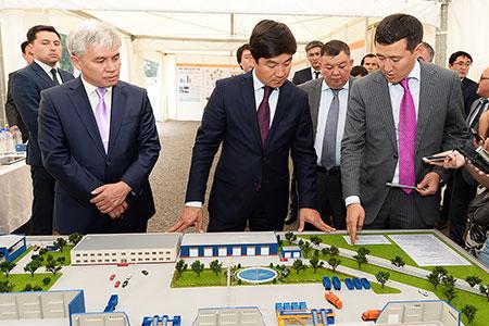 Новости: Мусоросортировочный завод откроется в Алматы вапреле2017года