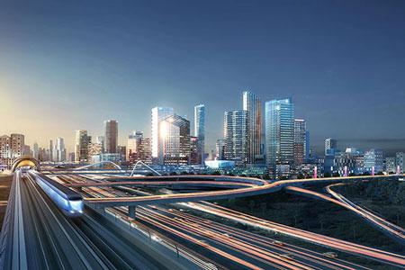 Новости: В Дубае за $10 млрд построят город будущего