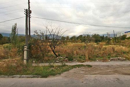 Новости: Пустырь возле ТРЦ наРозыбакиева хотят вернуть вгоссобственность