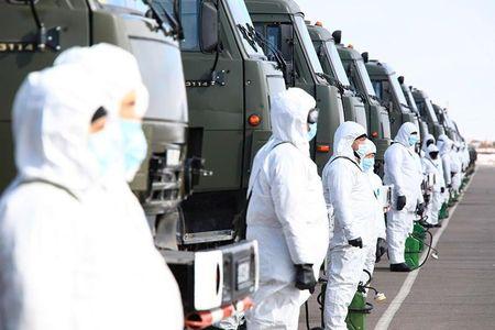Новости: В Шымкенте продлили карантин