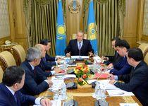 Новости: Нурсултан Назарбаев назвал цены на жильё в Астане заоблачными