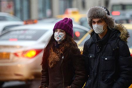 Новости: Шымкентцев напугал резкий запах на улицах города